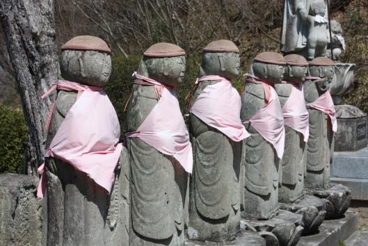 Jizo at Tentakuji temple