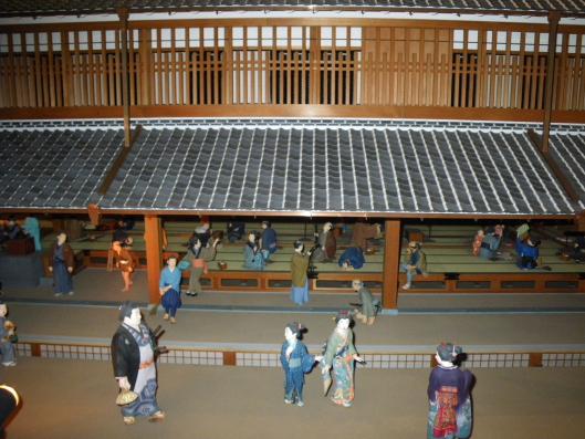 Draper Mitsui Echigoya, The Edo-Tokyo Museum