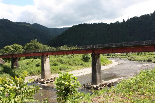 Bridge at Miyama