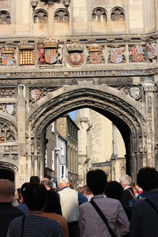 Christchurch Gate