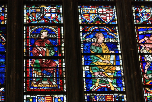 Canterbury Cathedral, stained glass
